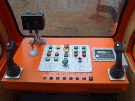 Управление кранами с частотными преобразователями